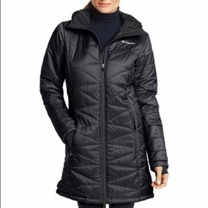 Columbia women's mighty lite hooded jacket size S